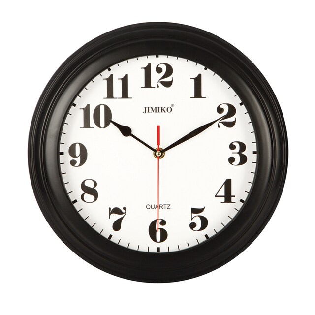 Wall Clock Black JIMIKO 546