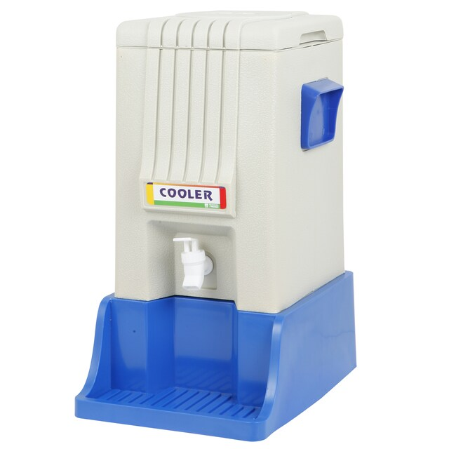 Cooler With Base 9Liter Blue KEEP IN RW0336