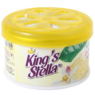 Kings Stella Air Refreshing Gel Lemon 70g.