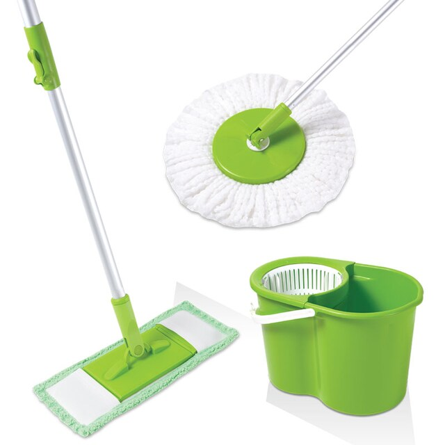 Microfiber Mop With Spin Bucket 2in1 Scotch-Brite XY003852700