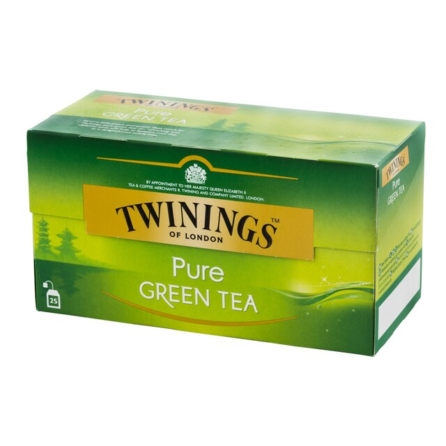 English Tea Pure Green 2 g. (25/Box) ทไวนิงส์