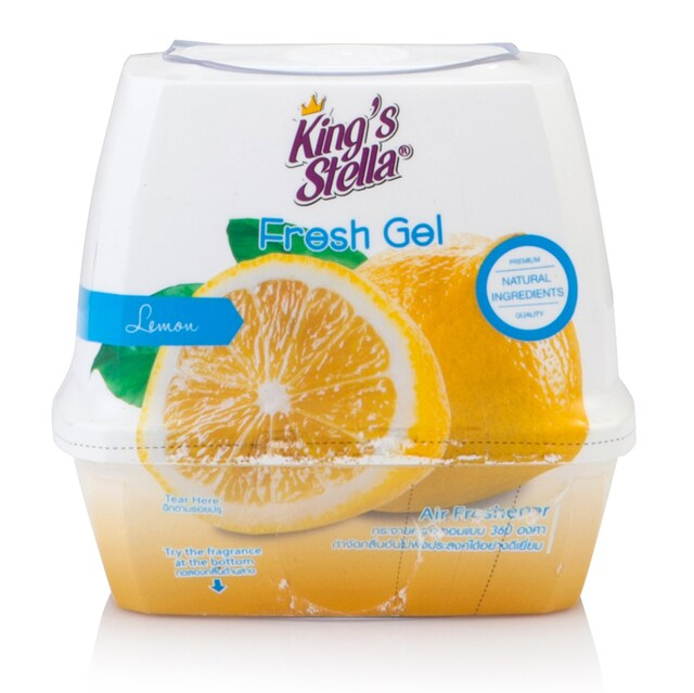 Fresh Gel Lemon 180 g.