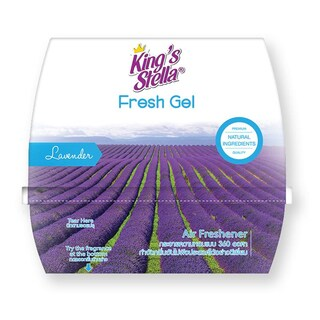 Kings Stella Fresh Gel Lavandula 180 g.