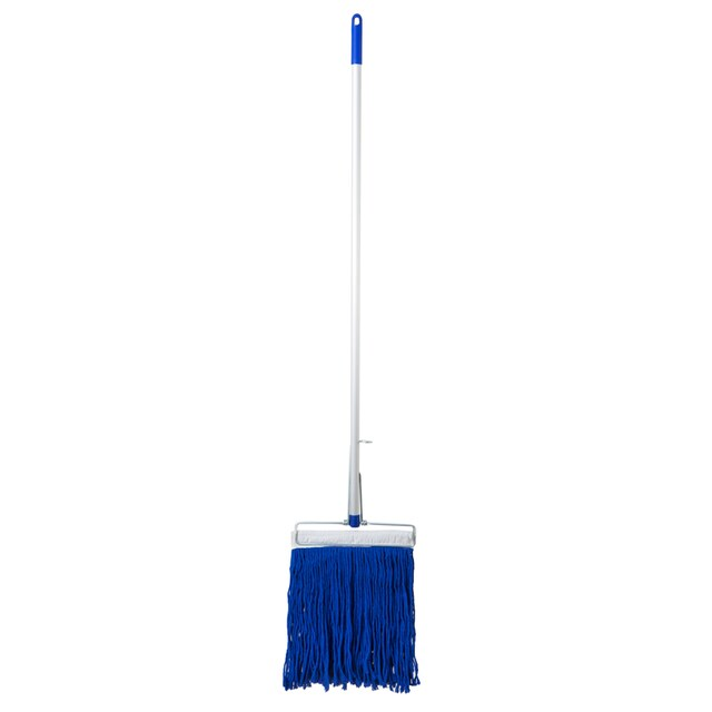 12 Inch Stainless Mop Blue NCL