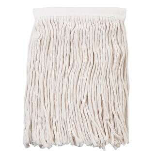 10 Inch Colth Mop White NCL
