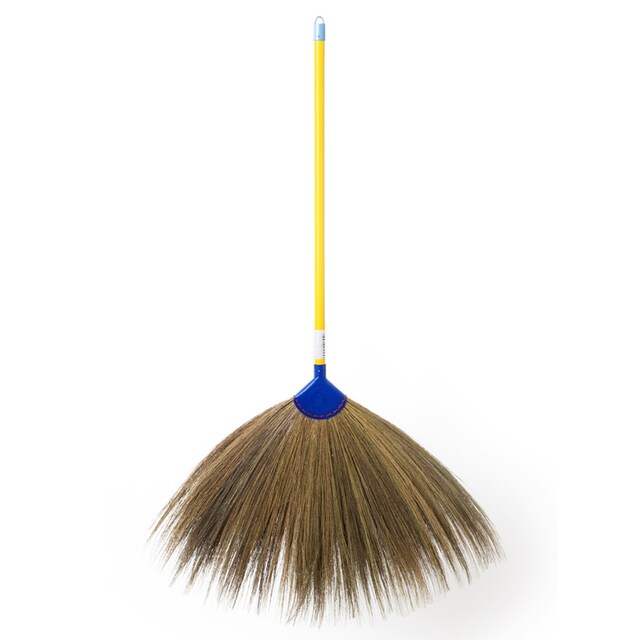 PVC Grass Broom Yellow NCL