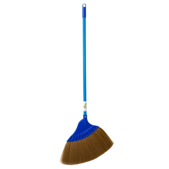 Plastic Purpose Broom 45 cm. Blue NCL