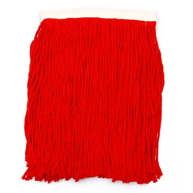 "10"" Red Cotton Mop Spare SUPERCAT"