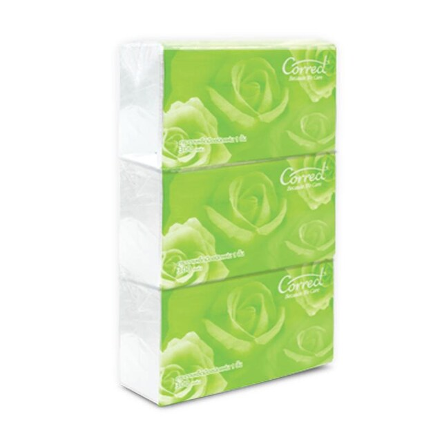 Correct Non-Seriese 1 Ply Hand Towel Tissue 300Sht/Pack