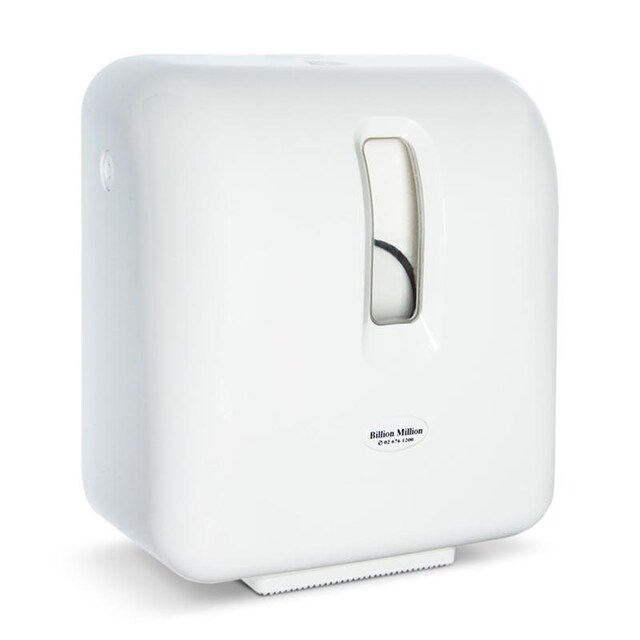 Jumbo Roll Tissue Dispenser White คอลเลก
