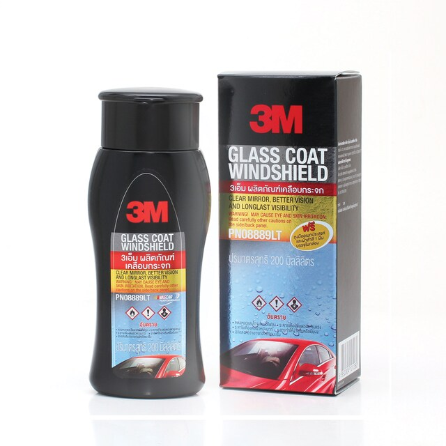 Glass Coater Windshield 200 Ml.