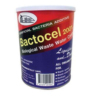Biological Waste Water Control Powder 1,000 g. Bactocel 2001