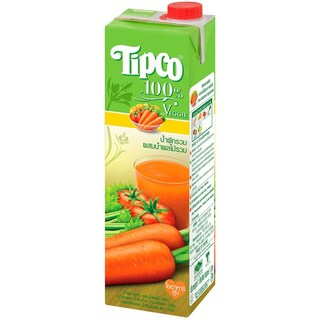 Mix Vegetable Juice 1,000 ml. ทิปโก้