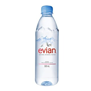 Natural Mineral Water 500ml.