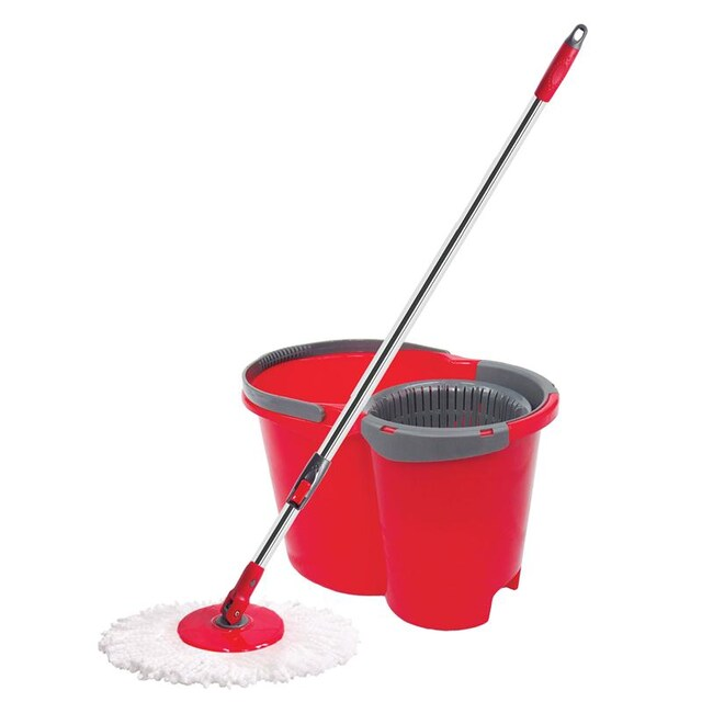 Poly-Brite 5831-4 Typhoon Spin Mop