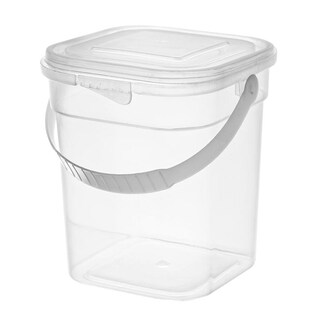 Container with Lid 420ml. (25/Pack)