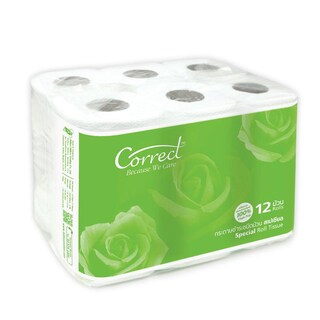 Standard Roll Tissue (12/Pack) คอลเลก