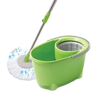 Scoth-Brite Eco Spin Bucket With Microfiber Mop