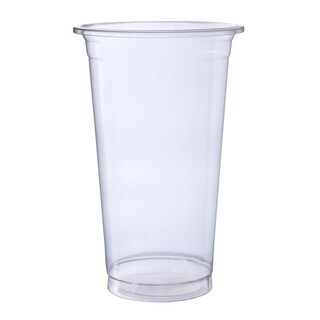 RB Non Series RB Plastic Clear Cup 22 oz. 50/pack
