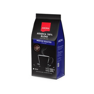 Aroma Coffee Bean Arabica 100% 250g./Pieces