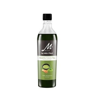 Mitte Flavoured Syrup Green Tea Matcha 750 ml.