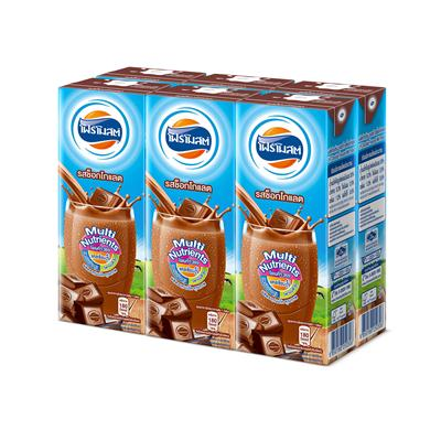Foremost UHT Milk 225ml. 6/Pack