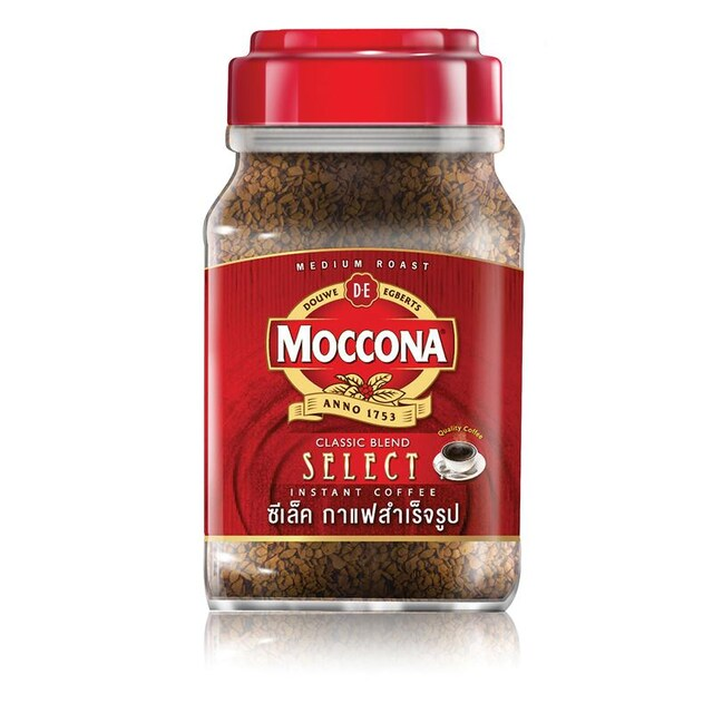 Instant Coffee (Bottle 190 g.) Moccona Select