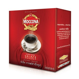 Instant Coffee 360 g. (2x180 g.) Moccona Select
