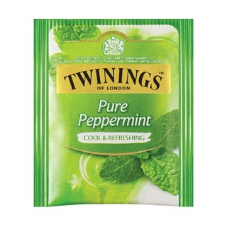 English Tea 2g. (25/Box) Twinings Pure Peppermint