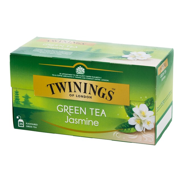 English Tea 25 g. (25/Box) Twinings Jasmine Green Tea