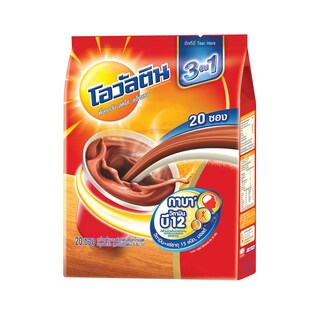 Ovaltine 3in1 Chocolate 29 g.x18/Pack