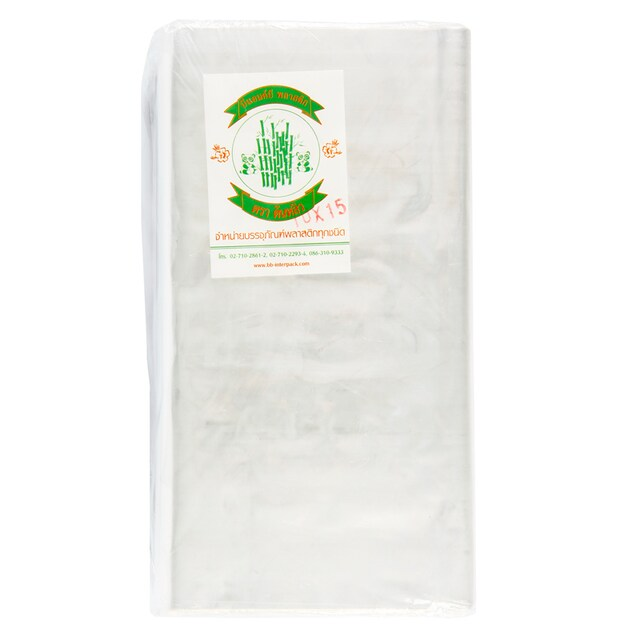 Clear Plastic Bag 10x15 inch (1 Kg./pack)