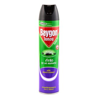 Insect Elimination Spray Lavender 600ml. ไบกอน