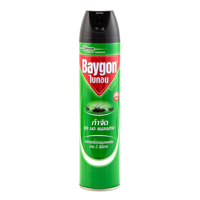 Insect Elimination Spray 600ml. Baygon 23