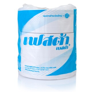 JumboRoll Tissue 2Layer 275m.(12 Rolls/Box) Festa เบสต้า