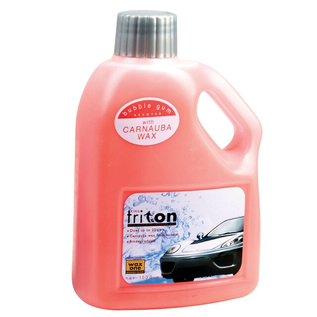 Bubblegum Car Wash Shampoo 1,000 ml. Wax One