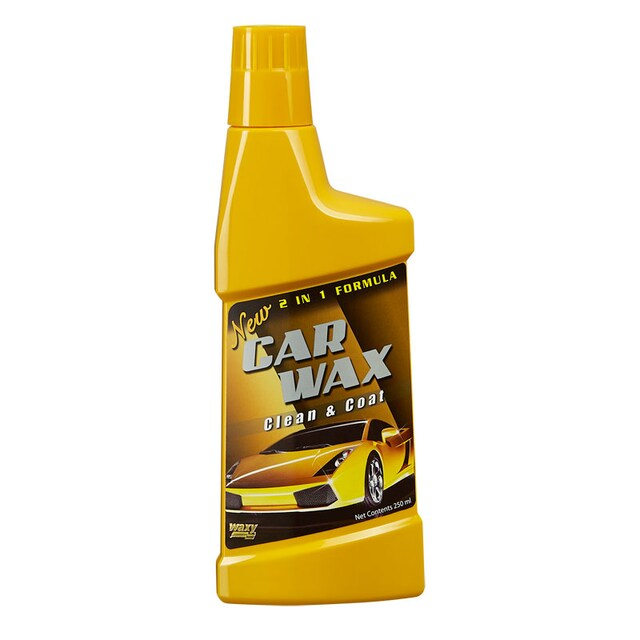 Polymer Clean & Coats Car-Wax 250 ml. Waxy Extra Formula