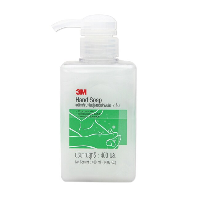 3M Hands Soap 400 ml.
