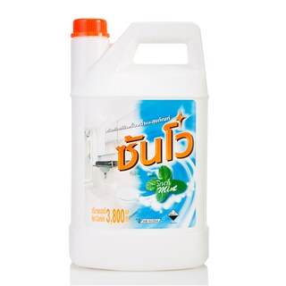 Disinfectant Toilet Cleaner Mint 3.8 Liter ซันโว