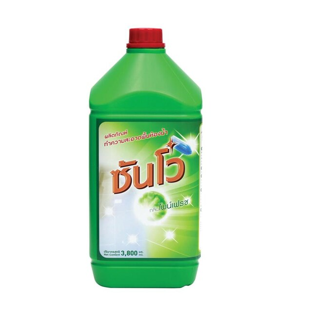Toilet Cleaner Pine Fresh 3.8 Lite ซันโว