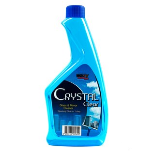 Glass Cleaner Refill 580 ml. Waxy Crystal Clear