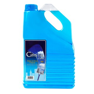 Glass Cleaner 3500 ml. Waxy Crystal Clear