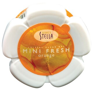 Mini Fresh Orange Air Freshening Gel 50 g.