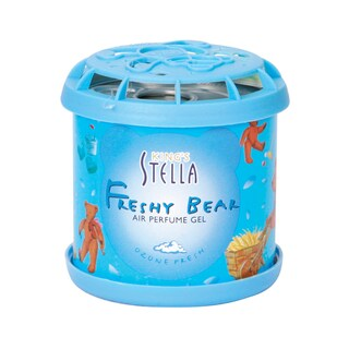 Kings Stella Air Perfume Gel Ozone Fresh Blue 80 g.