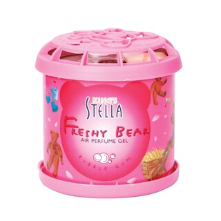 Kings Stella Air Perfume Gel Bubble Gum Pink 80 g.