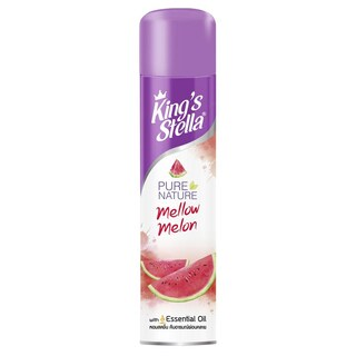 Kings Stella Pure Nature Air Refresher Melon Delight 300cc.