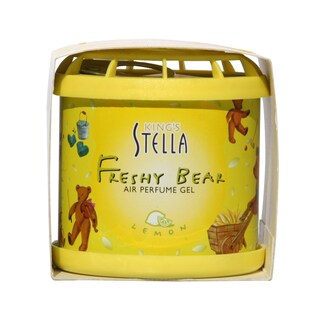Kings Stella Air Perfume Gel Lemon Yellow 80 g.