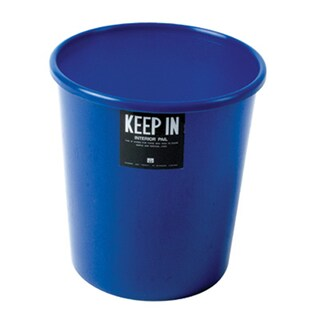 Trash Bin 5 Liters Blue Standard RW 9072