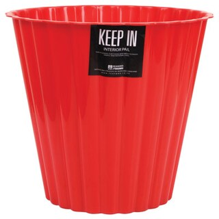 Trash Bin 9.5 Liter Assorted Colors Standard RW9278