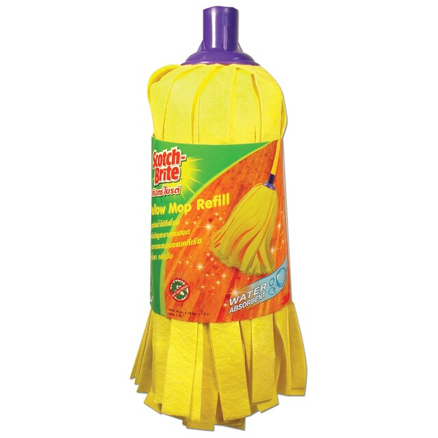 Scotch-Brite Yellow Mop Refill